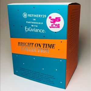 Exuviance Bright on Time Collection